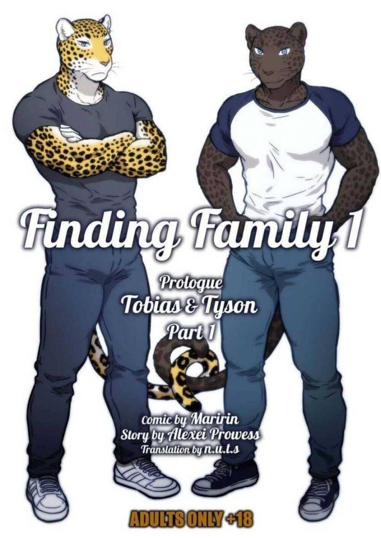 Finding Family [MANGA] [MEDIAFIRE] [PDF]